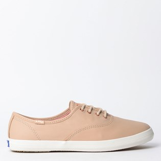 Tênis Keds Champion Leather Cobre Nude KD1157757