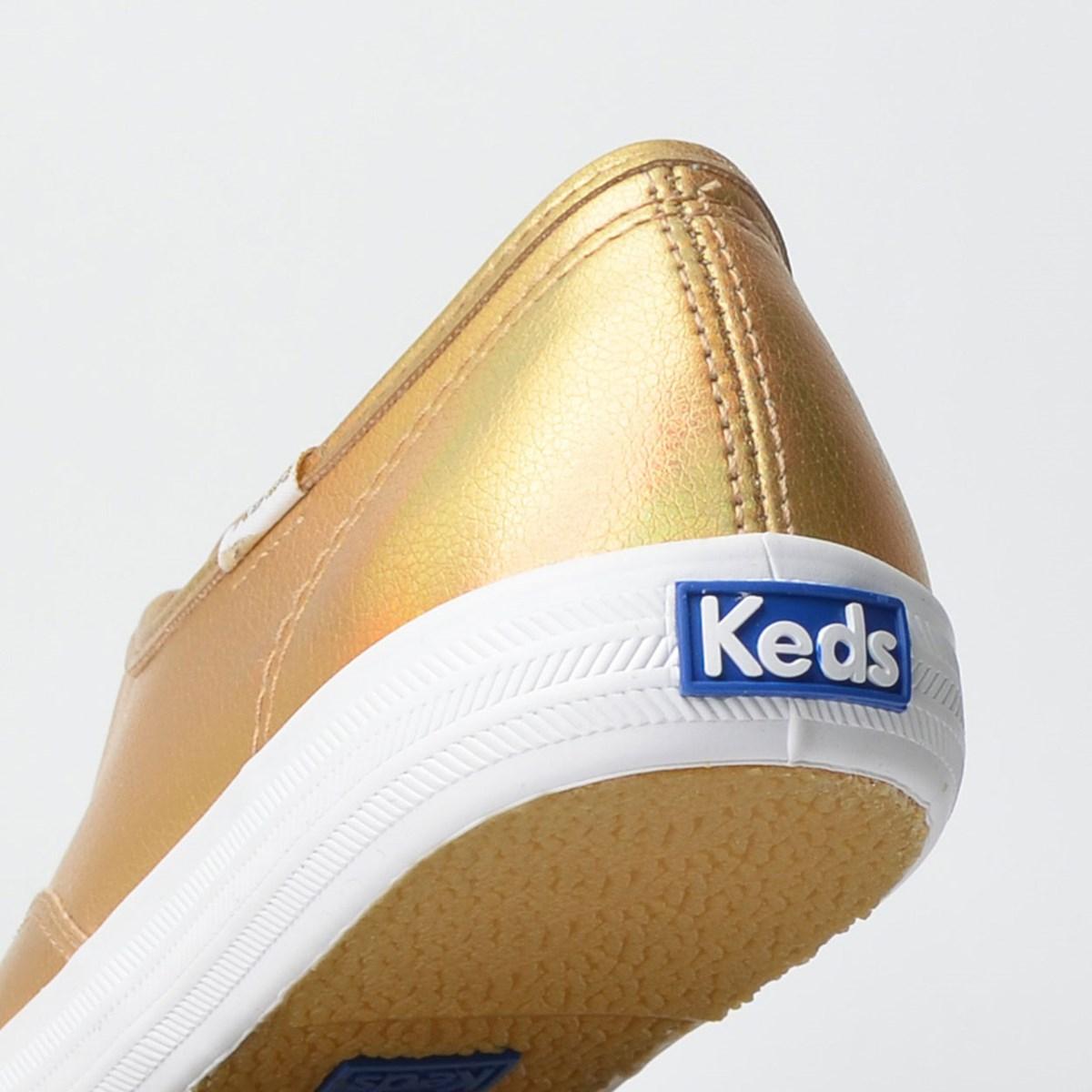 Tênis Keds Champion Metal Iris Ouro KD1338411