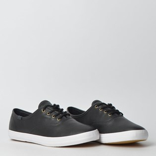 Tênis Keds Champion Pull Up Preto KD179001