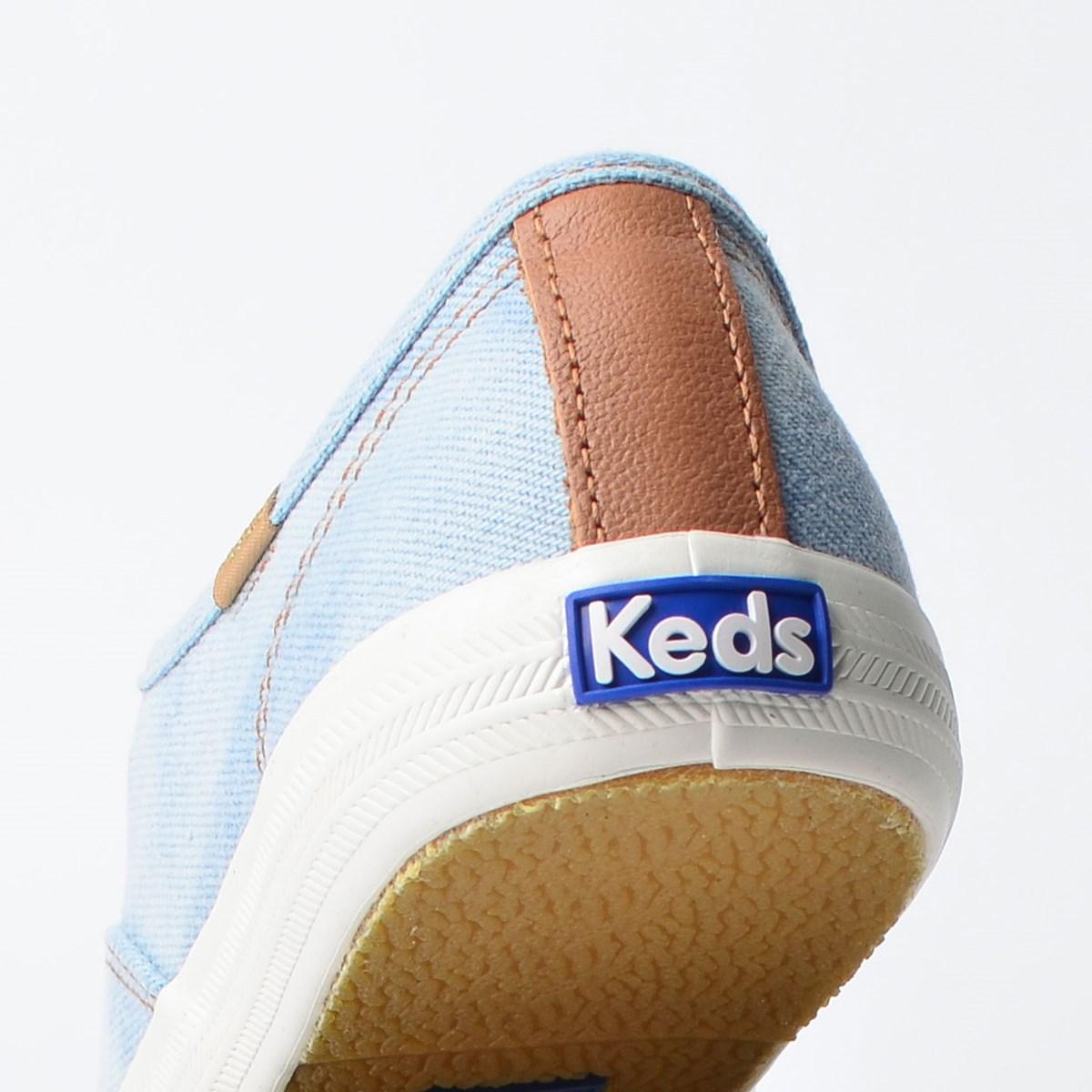 Tênis Keds Champion Stone Azul KD1140100