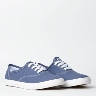 Tênis Keds Champion Woman Canvas Indigo KD100068