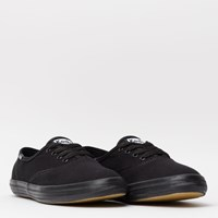 Tênis Keds Champion Woman Canvas Preto Preto KD100231