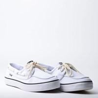 Tênis Keds Dockside Baybird Canvas Branco KD666002