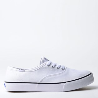 Tênis Keds Double Dutch Canvas Branco KD244002