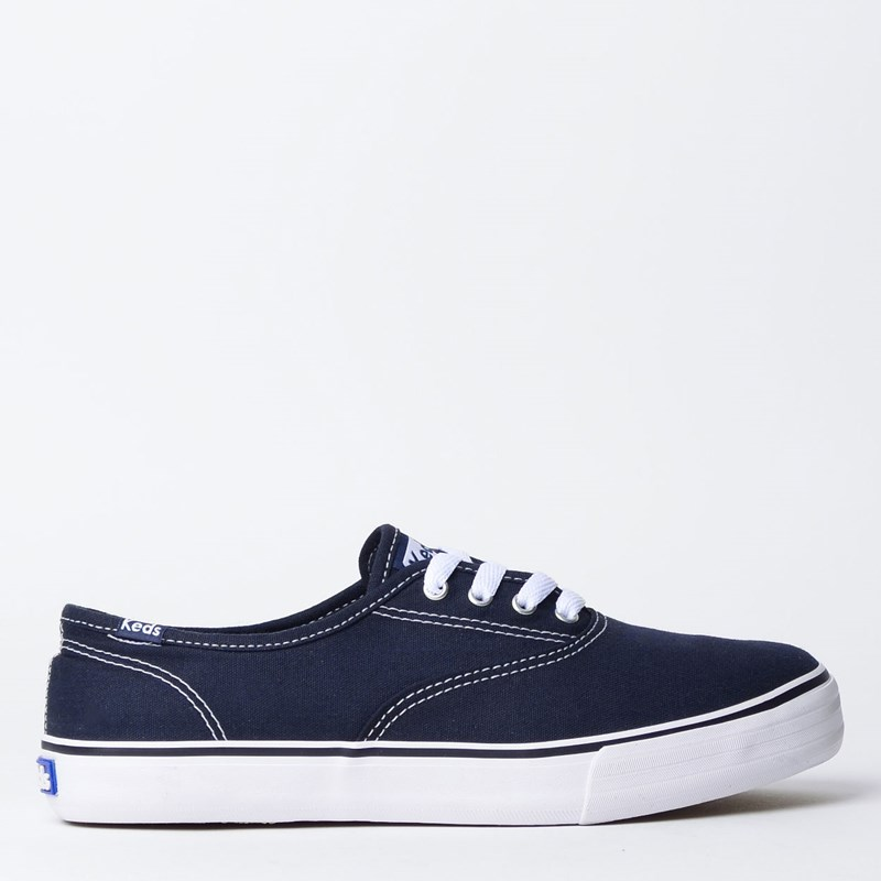 Tênis Keds Double Dutch Canvas Marinho KD244003