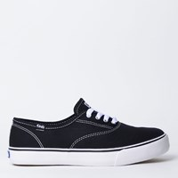 Tênis Keds Double Dutch Canvas Preto KD244001