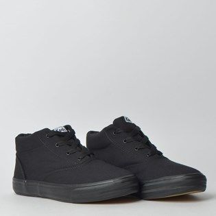 Tênis Keds Double Dutch Mid Canvas Preto KD177001