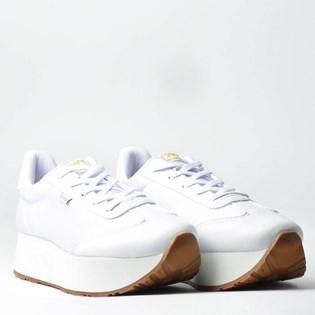 Tênis Keds Jogging Hi Hanna Branco KD1399002