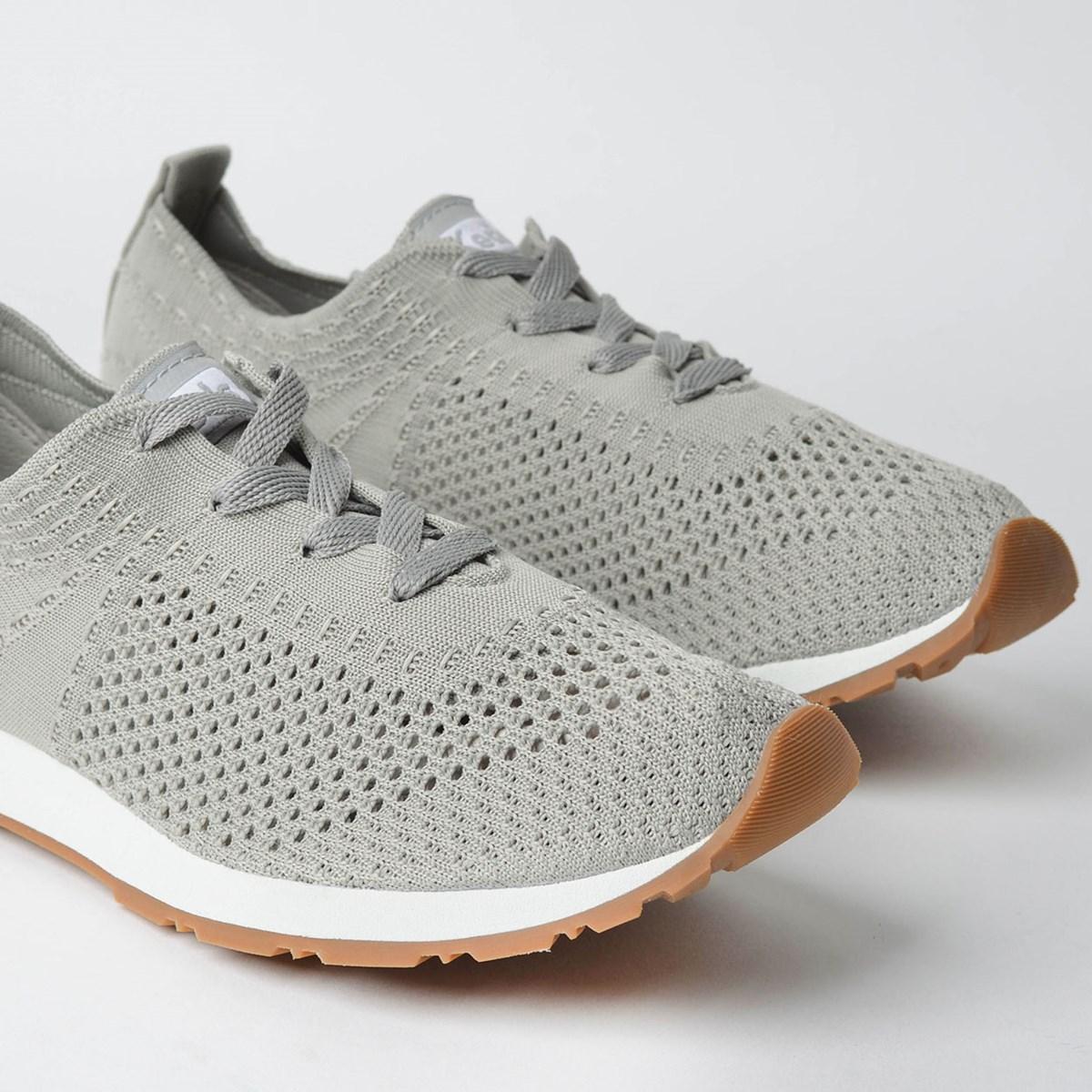 Tênis Keds Jogging Knit Cinza KD1333016