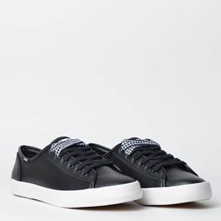 Tênis Keds Kickstart Black Preto Branco KD1326143