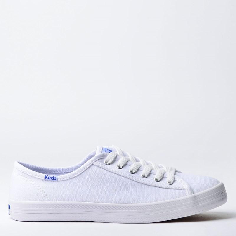 Tênis Keds Kickstart Canvas Branco KD1074002