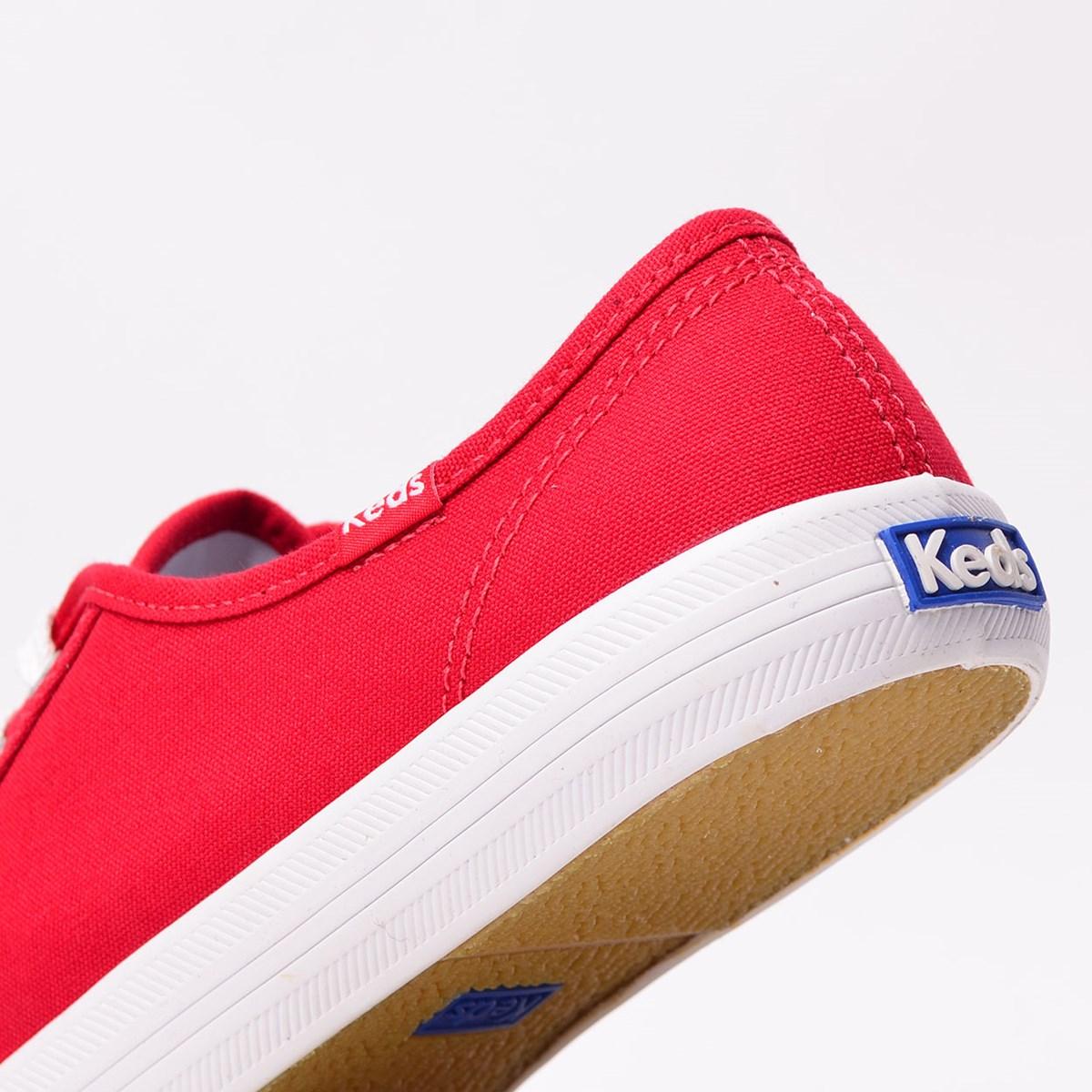 Tênis Keds Kickstart Canvas Vermelho KD1074004