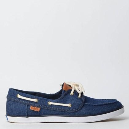 Tênis Keds Skipper Boat Jeans Marinho KD1343003