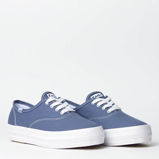Tênis Keds Triple Canvas Indigo KD762068