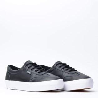 Tênis Keds Triple Court Leather Preto KD1205001