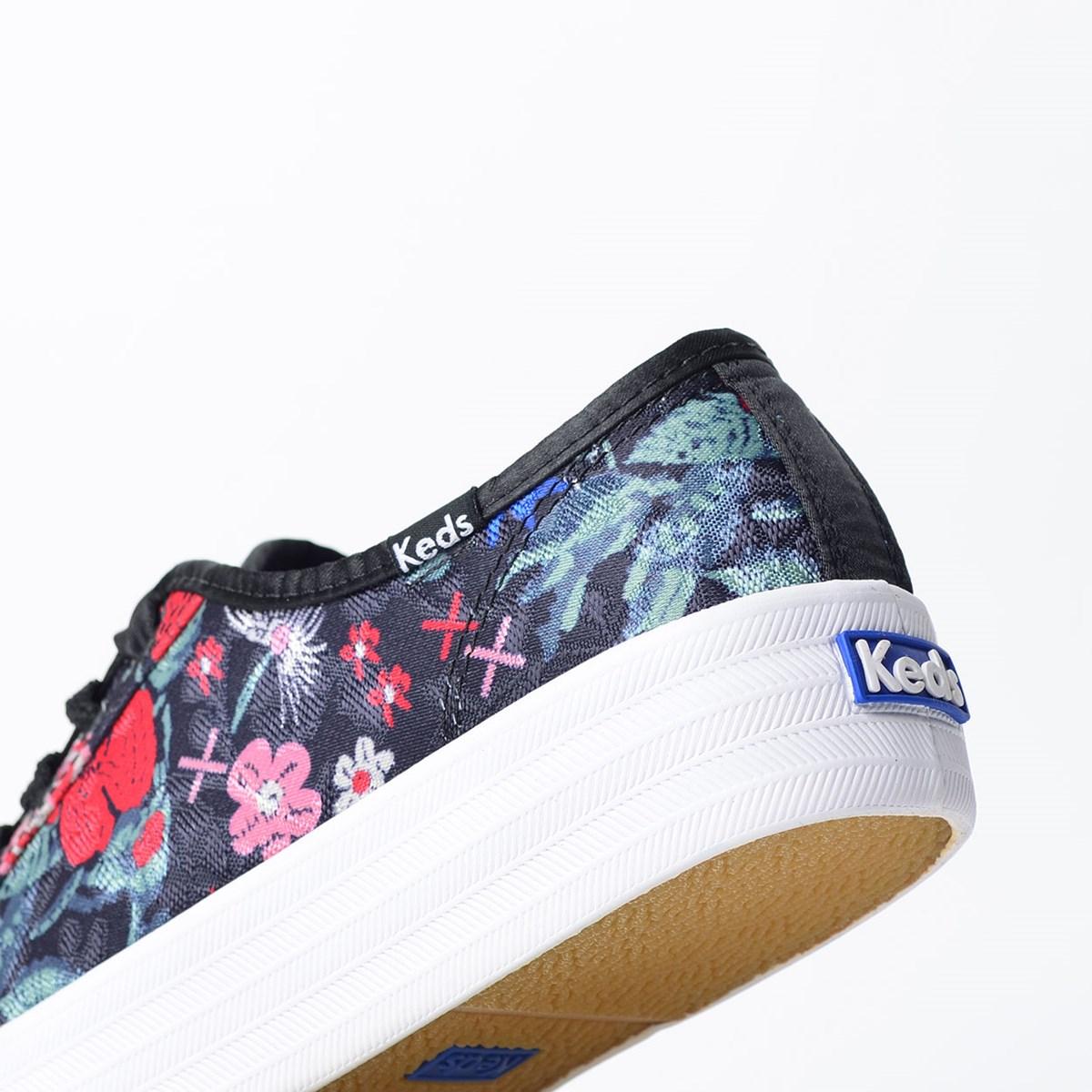 Tênis Keds Triple Kick Jacquard Multi KD1253862