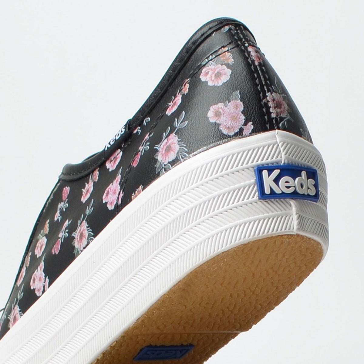 Tênis Keds Triple Kick Milla Preto KD1348001