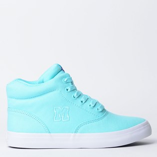 Tênis Mary Jane High School Acqua Color MJ-4141A