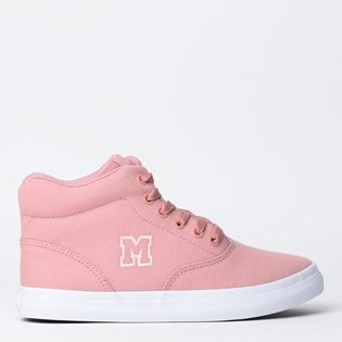 Tênis Mary Jane High School Rosa Quartz MJ-4141A