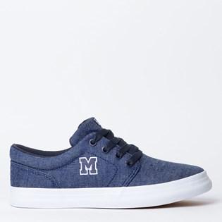 Tênis Mary Jane Insta Jeans Blue Jeans MJ-4124A