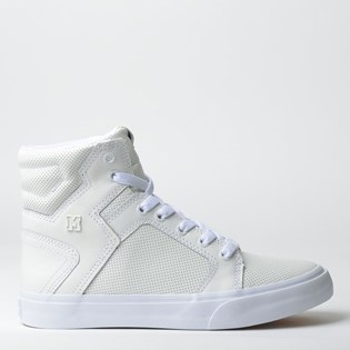 Tênis Mary Jane Link Delux White MJ-5400