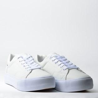 Tênis Mary Jane Make White MJ-4809