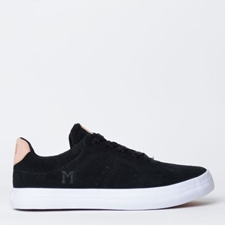 Tênis Mary Jane Skate Plaza Preto MJ-4123