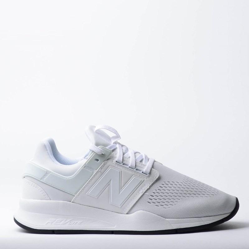 Tênis New Balance 247 Branco Branco MS247EW