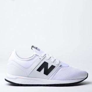 Tênis New Balance 247 Branco Preto MRL247WBB