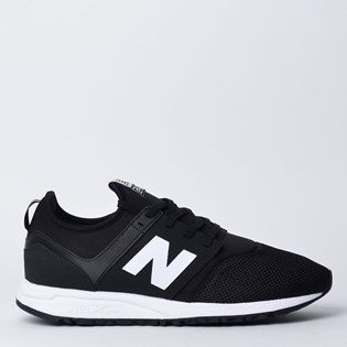 Tênis New Balance 247 Preto Branco MRL247BGB