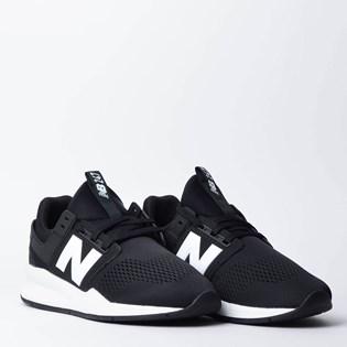 Tênis New Balance 247 Preto Branco MS247EB