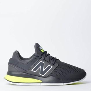 Tênis New Balance 247 Preto Cinza MS247TG