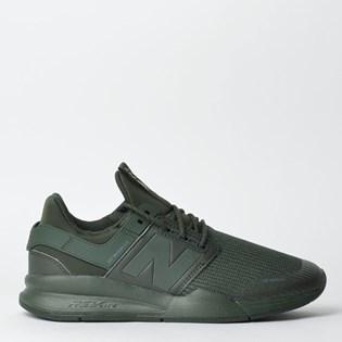 Tênis New Balance 247 Verde Verde MS247NDA