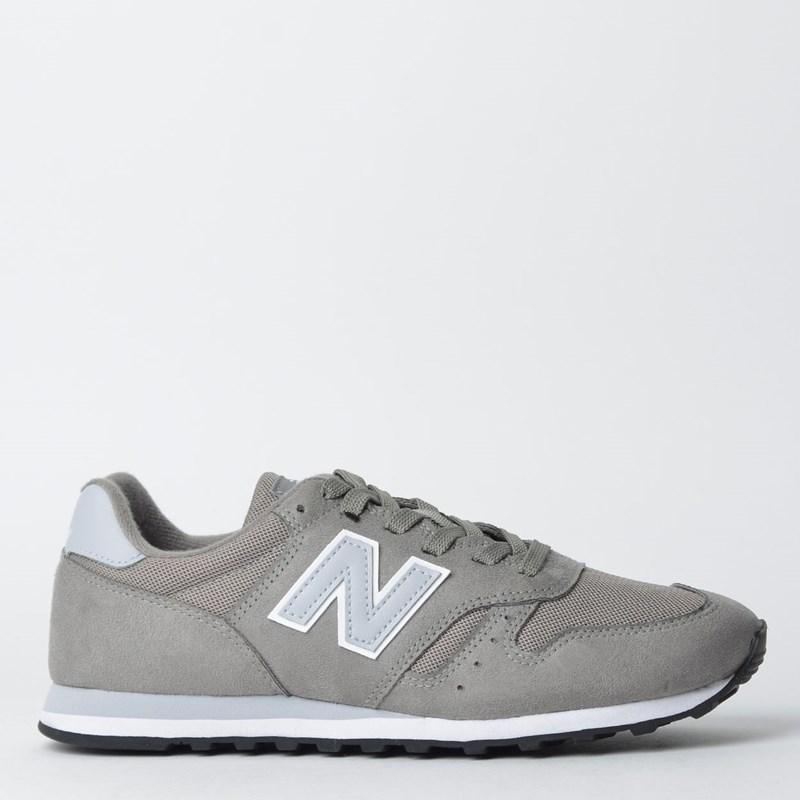 Tênis New Balance 373 Cinza Branco ML373GJR