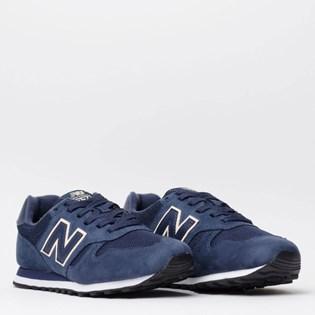 Tênis New Balance 373 Marinho Branco WL373MIN