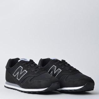 Tênis New Balance 373 Preto Cinza ML373BBK