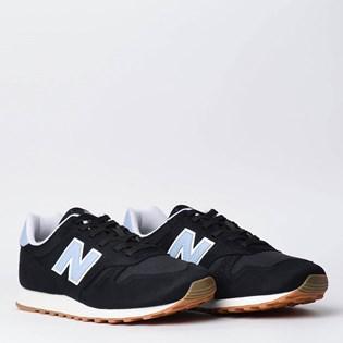 Tênis New Balance 373 Preto Cinza ML373KBG