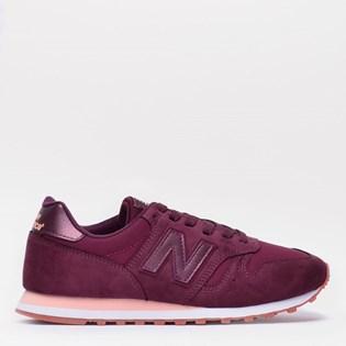 Tênis New Balance 373 Vinho Rosa WL373BSS