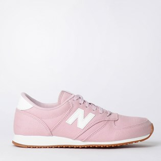 Tênis New Balance 420 Reegineered Rosa Branco WL420 ReegineeredFSC
