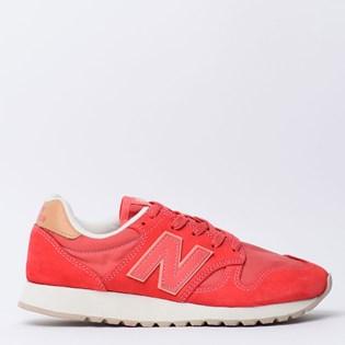 Tênis New Balance 520 Coral Branco WL520BC
