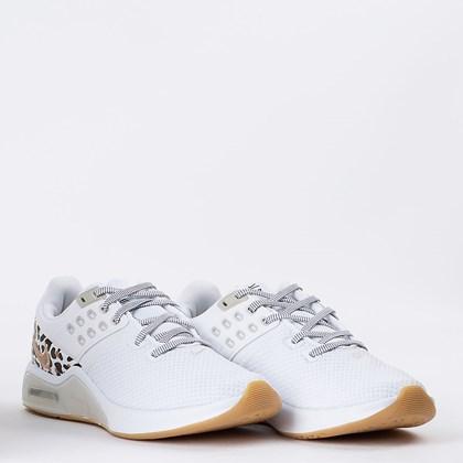 Tênis Nike Air Max Bella TR 4 Premium White Light Bone DA2748-105