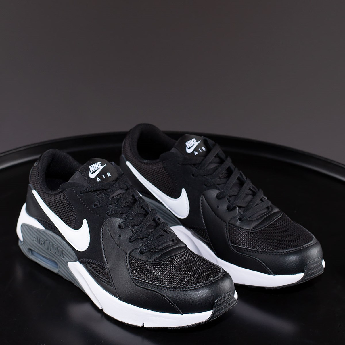 Tênis Nike Air Max Excee Black White CD6894-001