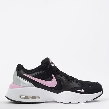 Tênis Nike Air Max Fusion Black Pink CJ1671-005