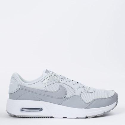 Tênis Nike Air Max SC White Metallic Silver CW4555-001
