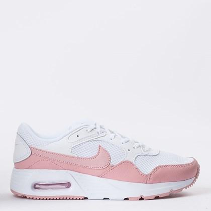 Tênis Nike Air Max SC White Pink Glaze CW4554-102