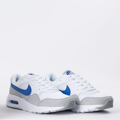 Tênis Nike Air Max SC White Royal Grey CW4555-101