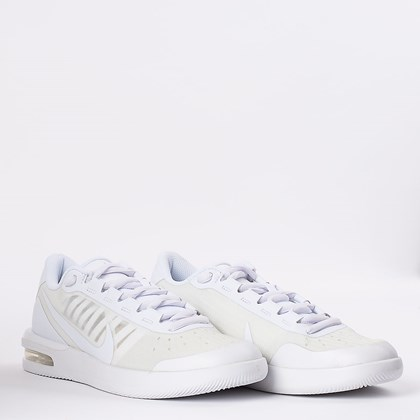 Tênis Nike Court Air Max Zoom Vapor Wing MS White White CI9838-100