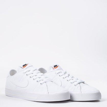 Tênis Nike Court Legacy Canvas White CZ0294-100