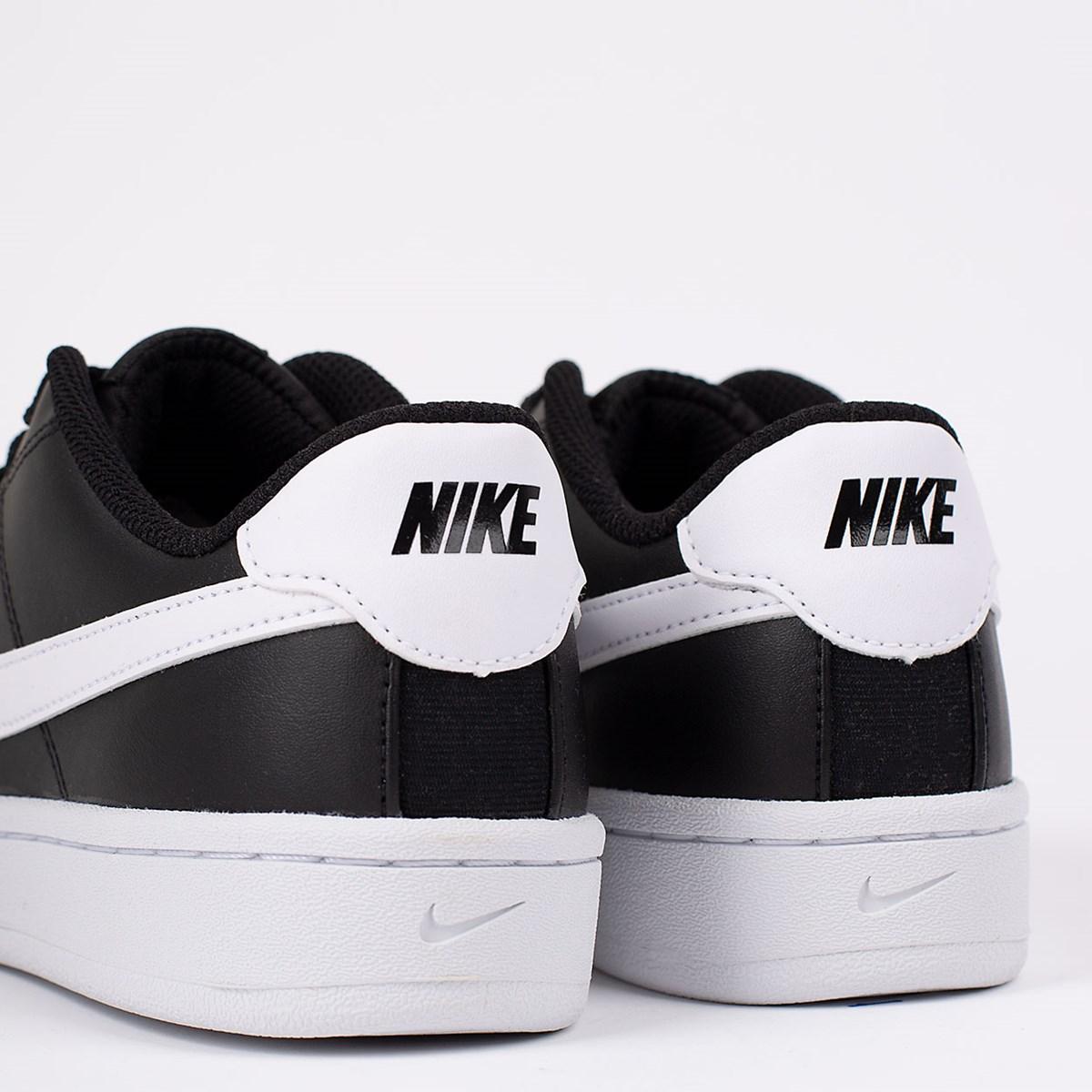 Tênis Nike Court Royale 2 Black White CU9038-001