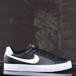Tênis Nike Court Royale AC Black White BQ4222-002